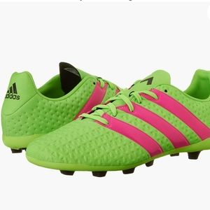 ADIDAS Performance Ace 16.4 FXG Soccer Cleats 5.5